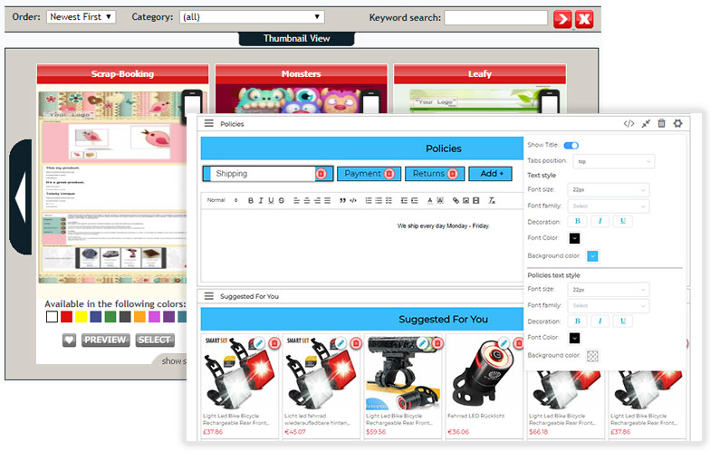 Fooition Vs 3dsellers Listing Designs Software Tool More
