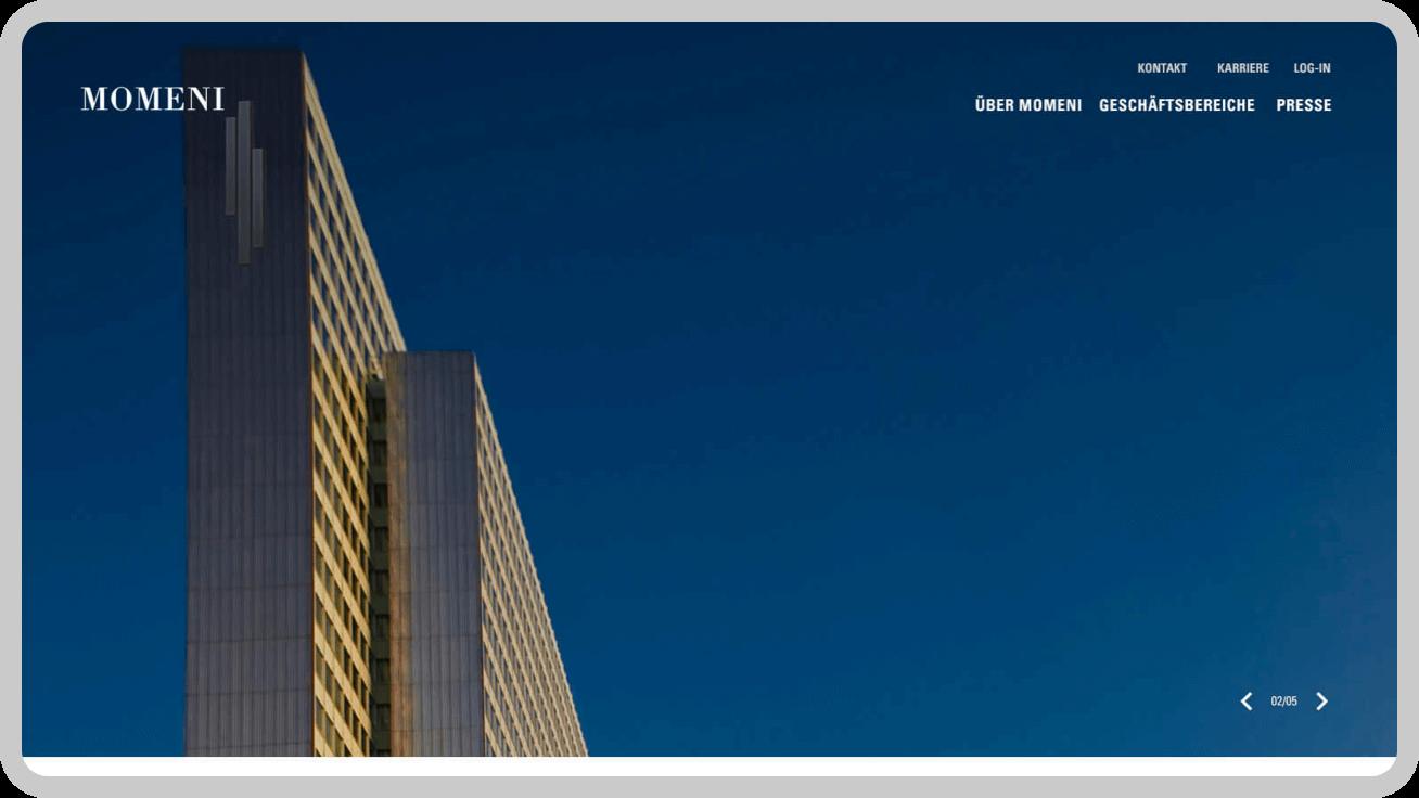 Für einen Immobilien Projektentwickler aus Düsseldorf hat Matteng eine neue Webseite gestaltet und gelauncht. Schau dir den Case an!