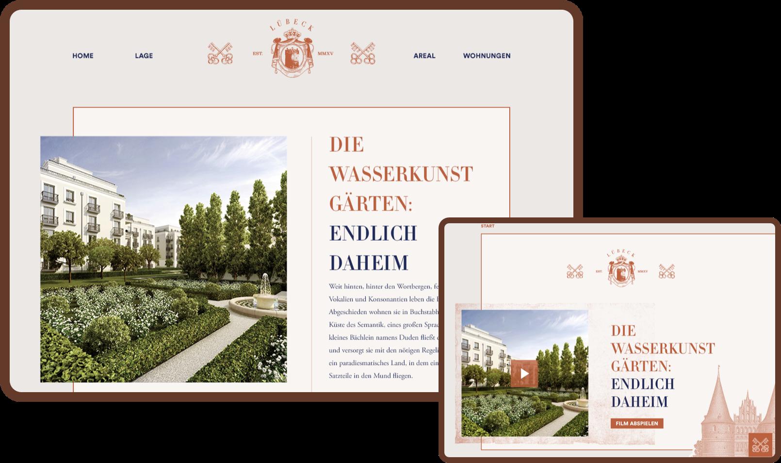 Für einen Immobilien Projekt aus Düsseldorf hat Matteng eine neue Webseite plus App gestaltet. Schau dir den Case an!