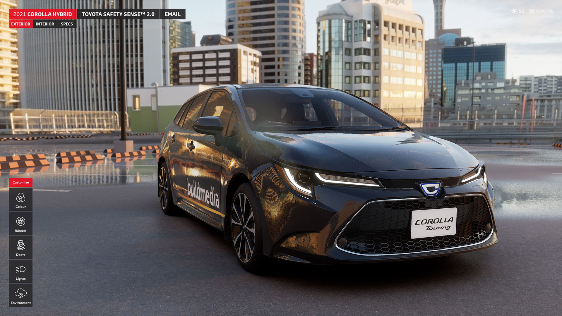 Toyota Virtual Customer Experience