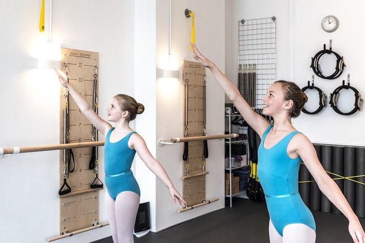 Grade 3 + 4 Ballet