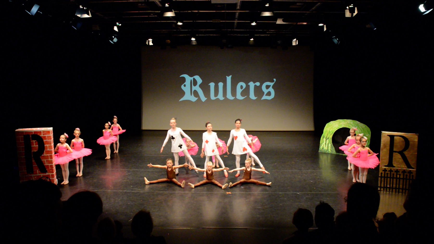 Rebels + Rulers