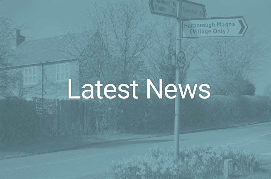 Parish Council Meetings suspended due to Covid 19