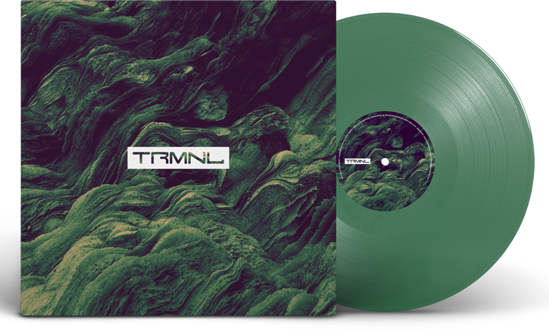 Green Record & Cover