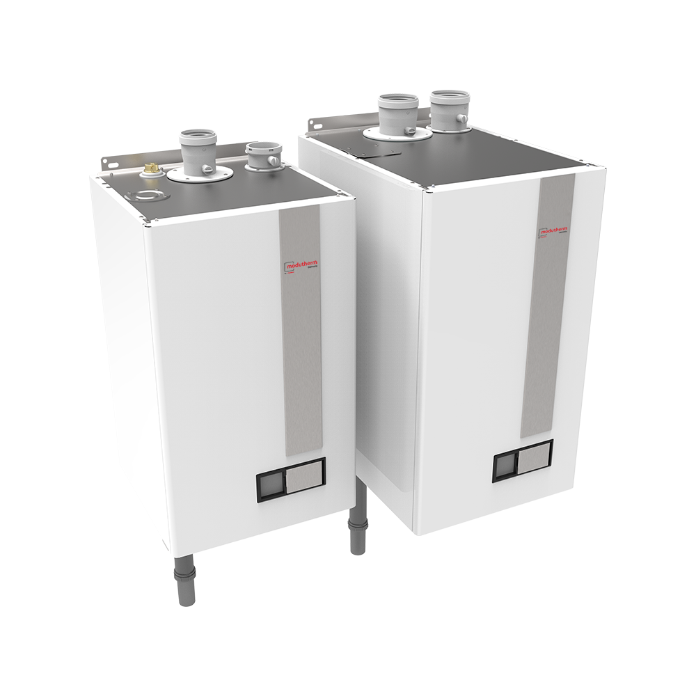 Genesis wall hung condensing boilers from Modutherm