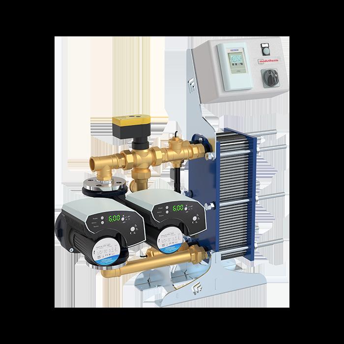 Juniper PRS plate heat exchanger   Modutherm