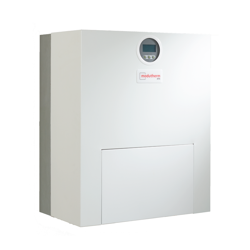 Hot Water Production   Modutherm