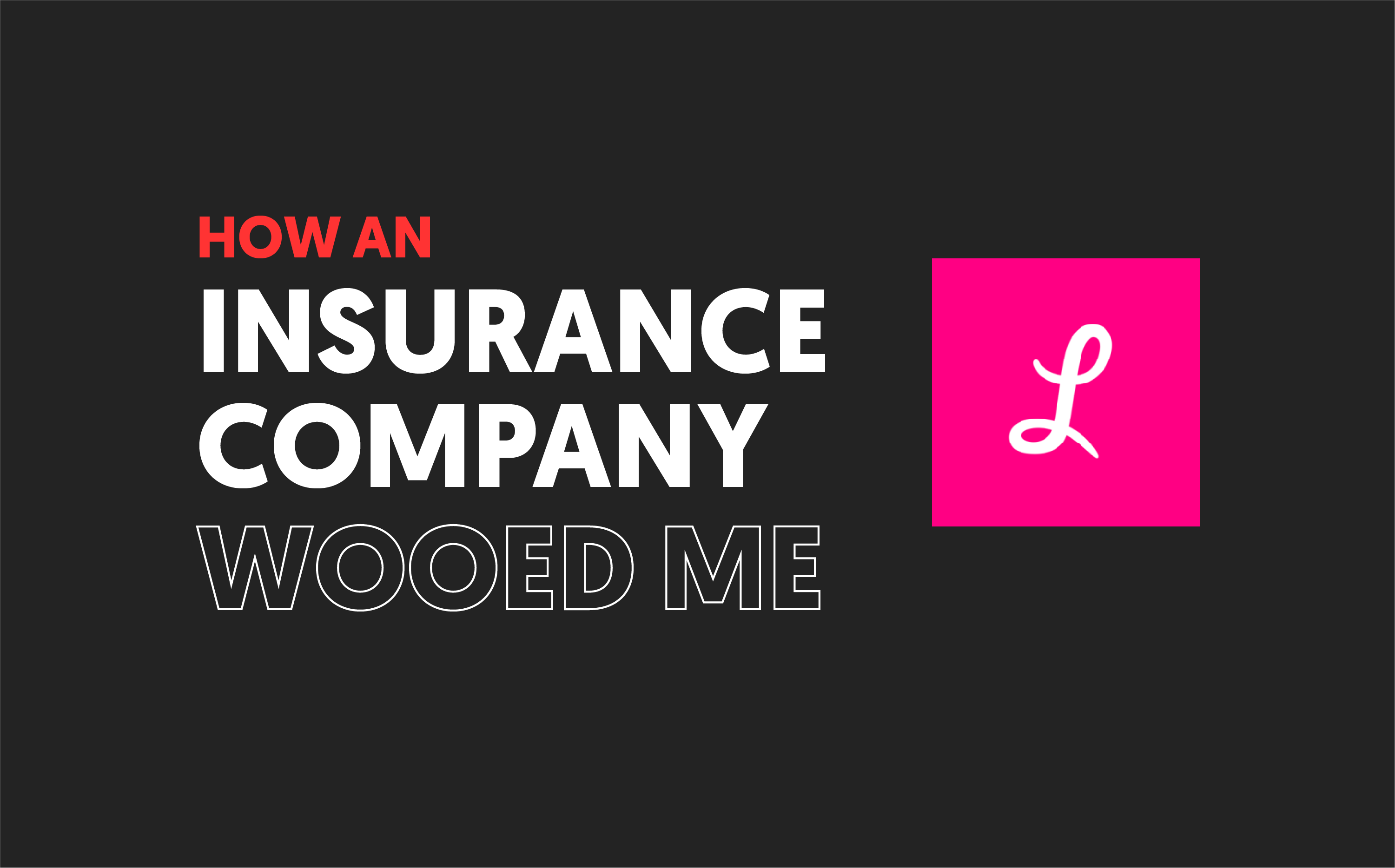 Lemonade Insurance Logo. Lemonade Logo. Lemonade Insurance is a great example of effective branding. This blog article describes how I was won over by renter's insurance.