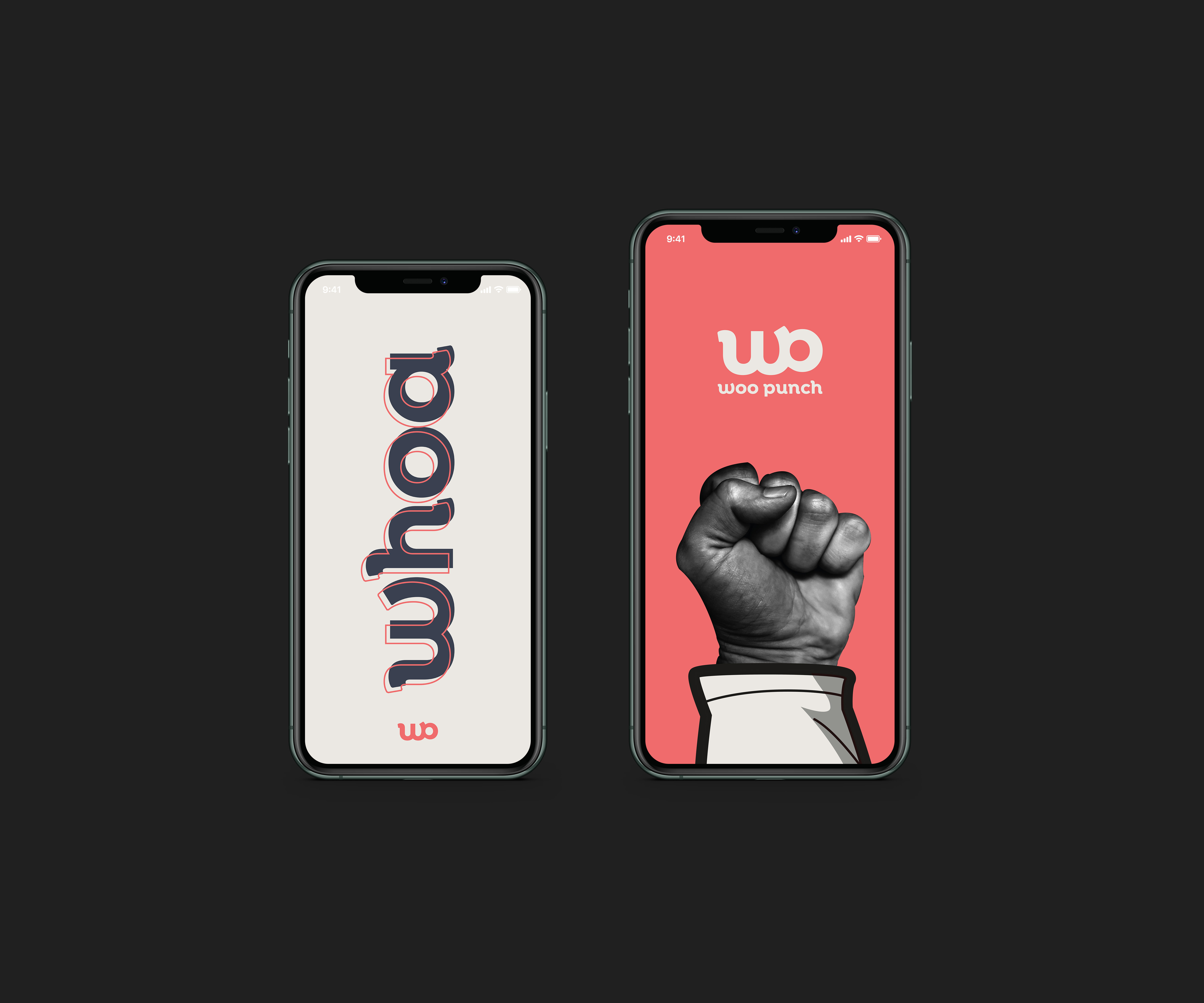 Woo Punch Mobile Mockup