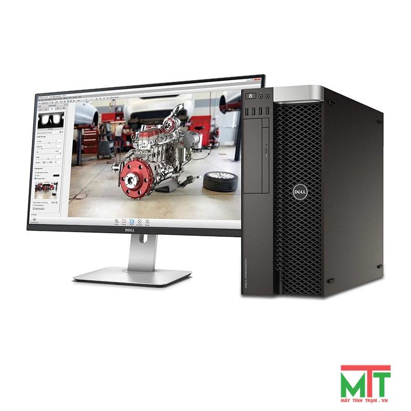 Dell PrecisionT5610 luôn là sự lựa chọn hàng đầu thiết kế đồ hoạ