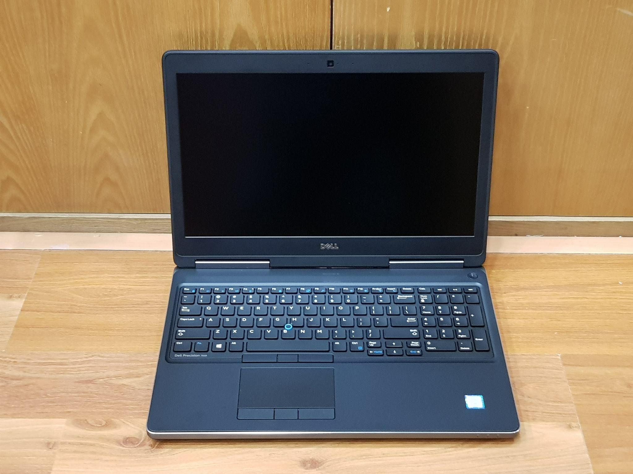 Dell Precision 7510 cấu hình mạnh chuyên dành cho đồ hoạ tốt nhất