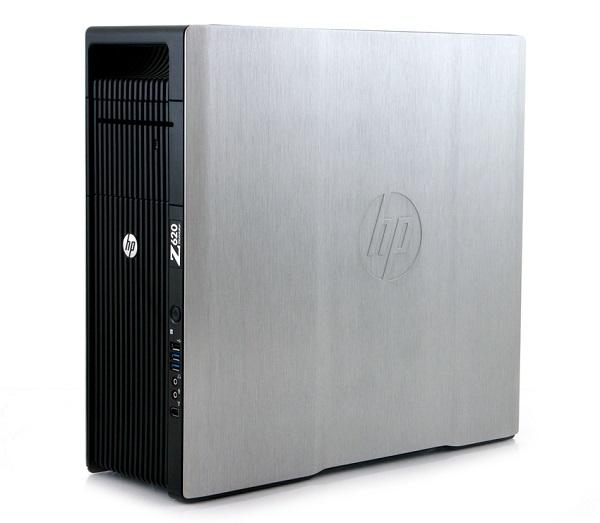 Máy tính bàn HP Workstation Z620 V2 hiện đại, thời trang