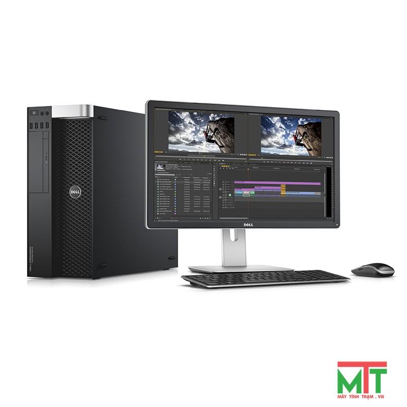 Dell Precision T5810 máy tính bàn mạnh mẽ nhất trong tầm giá 20 triệu
