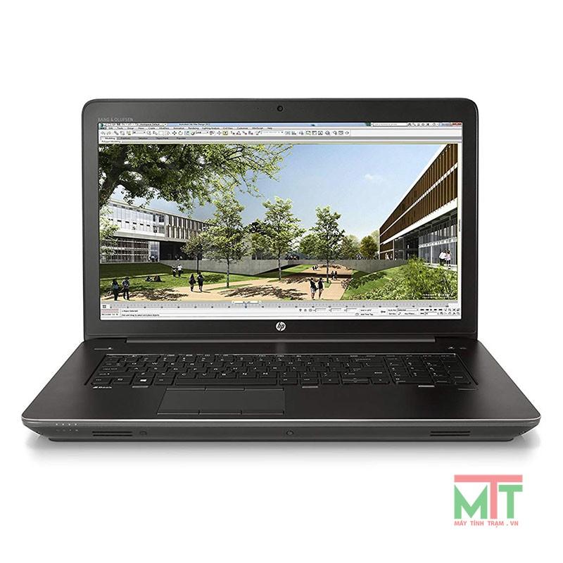 HP Zbook 17 G4 khủng long trong làng laptop cho dựng phim, video