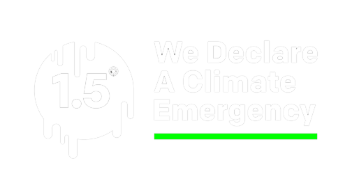 We declare a climate emergency logo