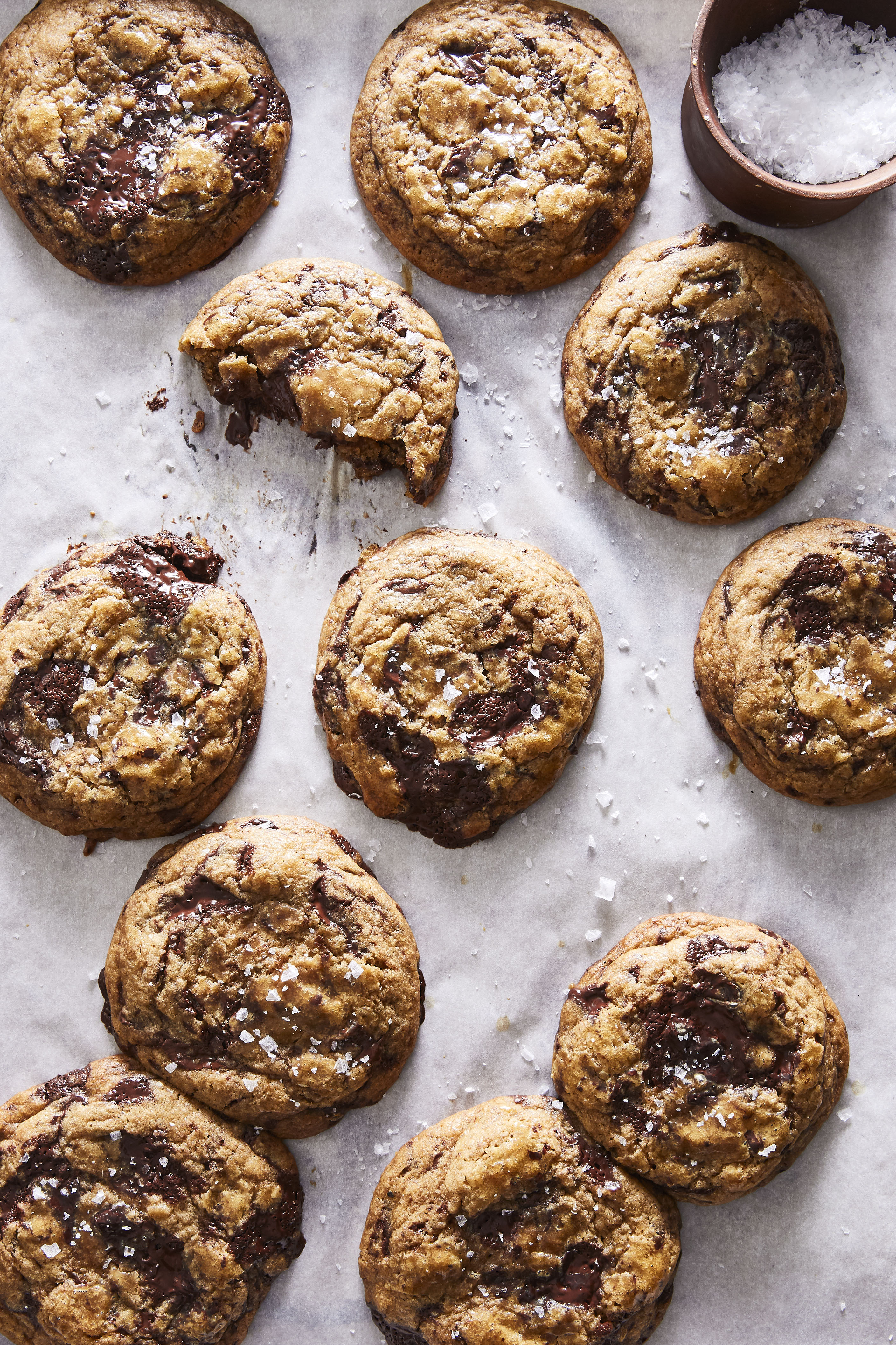A Chocolate Chip Cookie for Modern Times