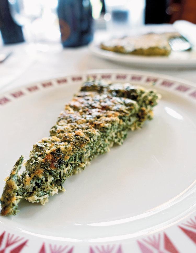 Torta di Spinaci (Spinach Tart)