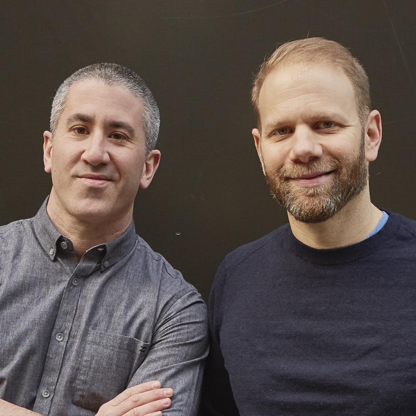 Michael Solomonov & Steve Cook