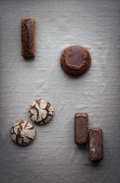 Icelandic Rye Bread (Rúgbraud / Hverabraud / Brumari)