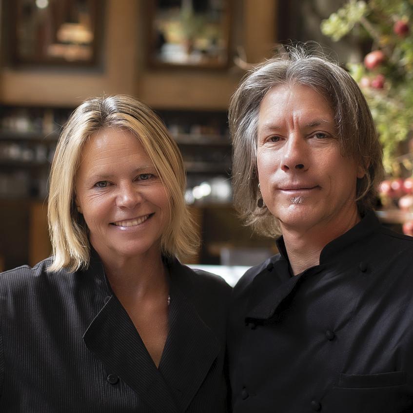Gayle Pirie & John Clark