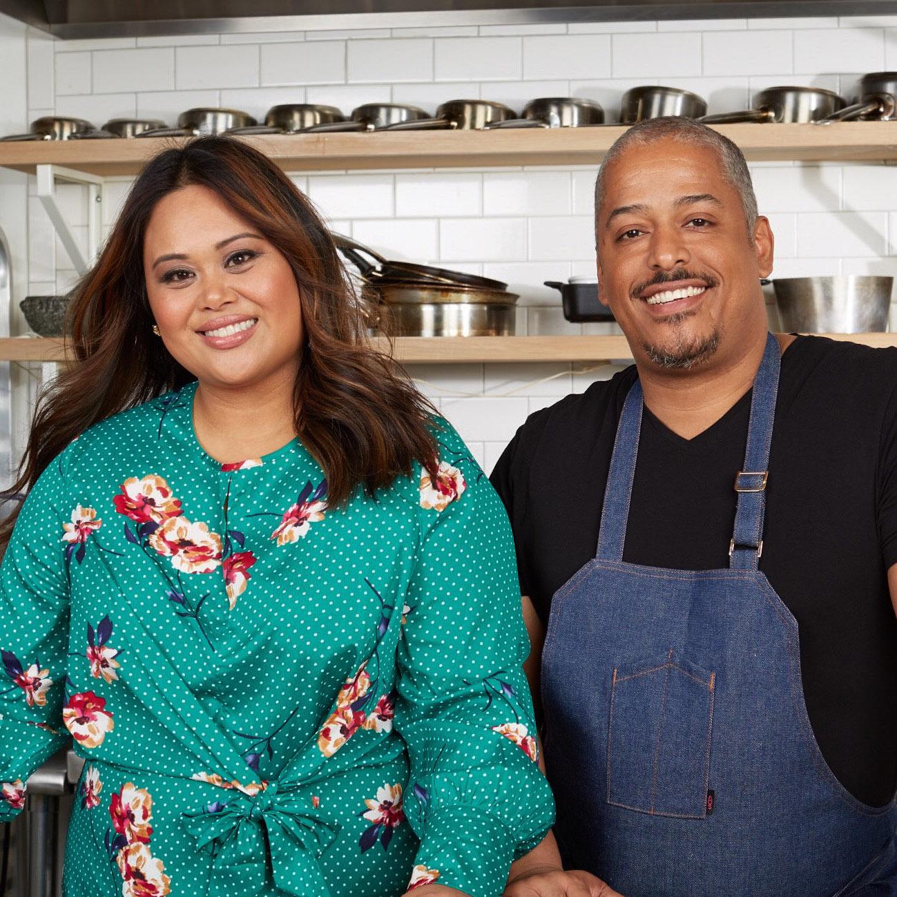 Nicole Ponseca & Miguel Trinidad