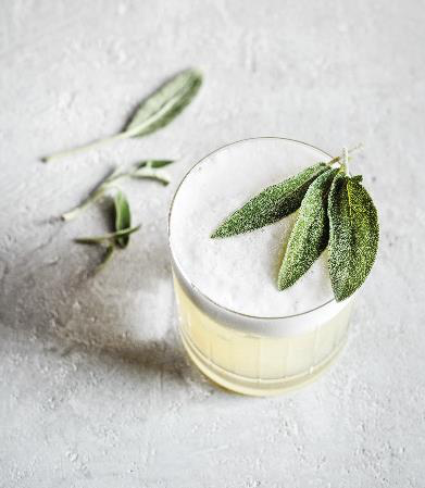 White Bull Cocktail