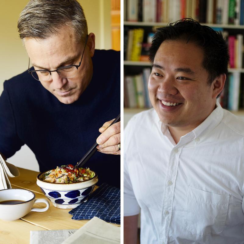 Ivan Orkin & Chris Ying