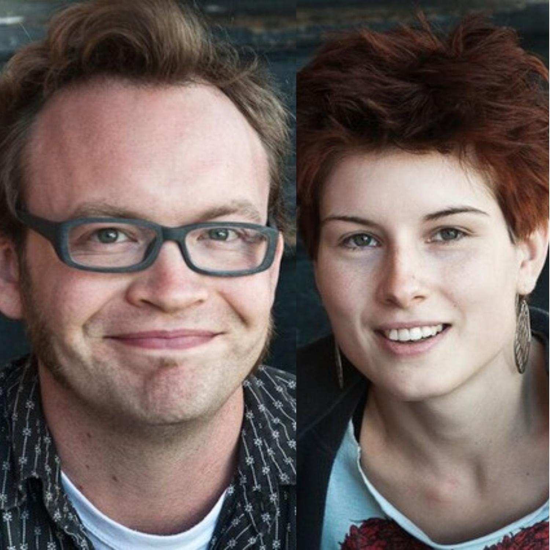 John Becker & Megan Scott