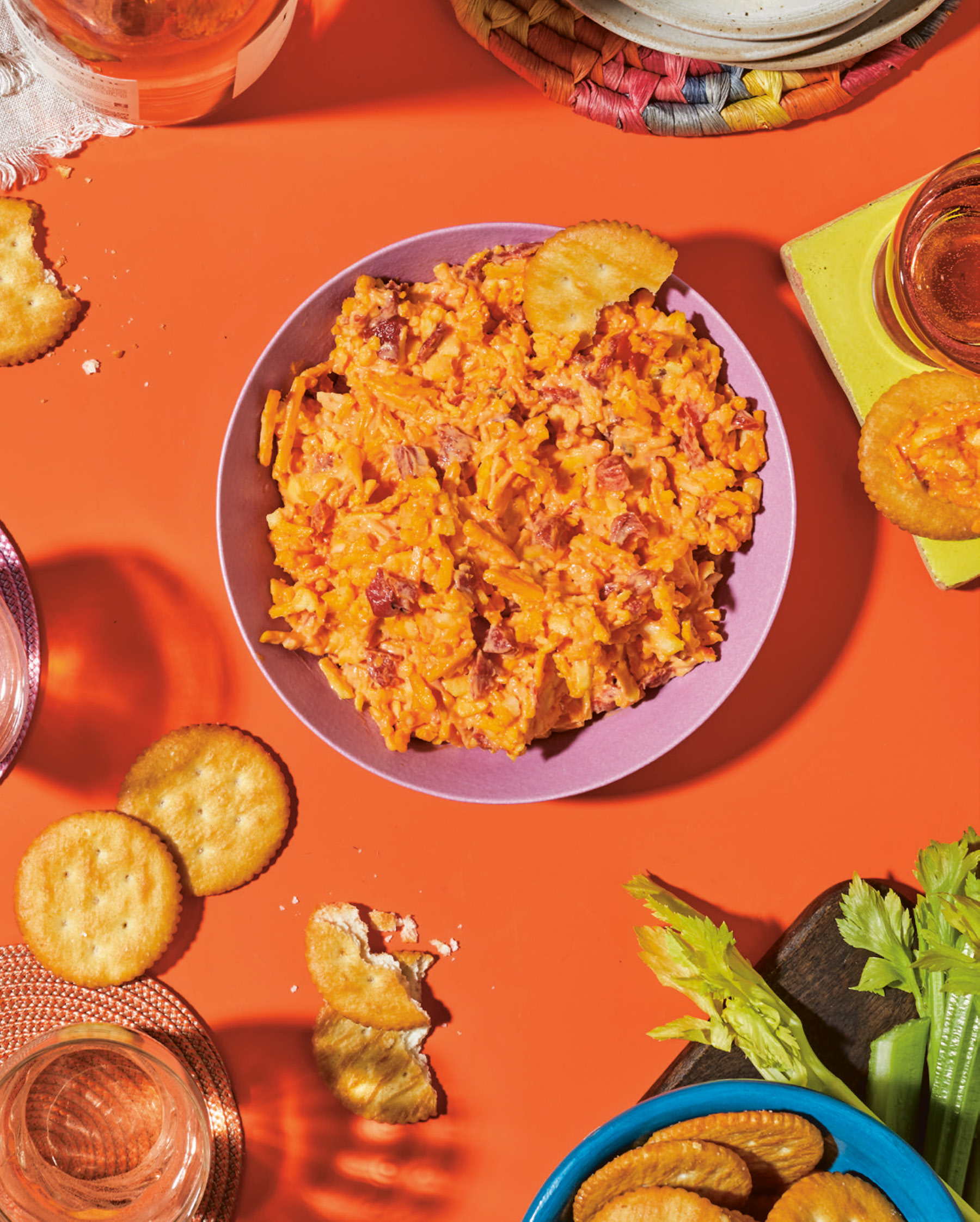Puerto Rican–Style Pimento Cheese