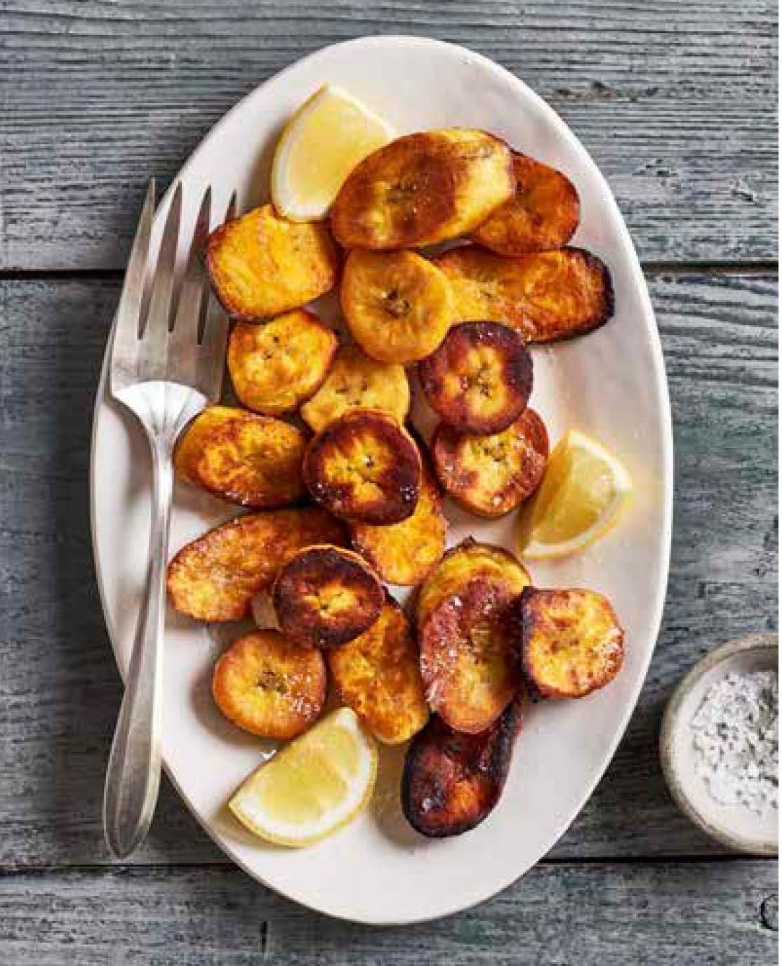 Ndizi Kaanga (Fried Plantains)