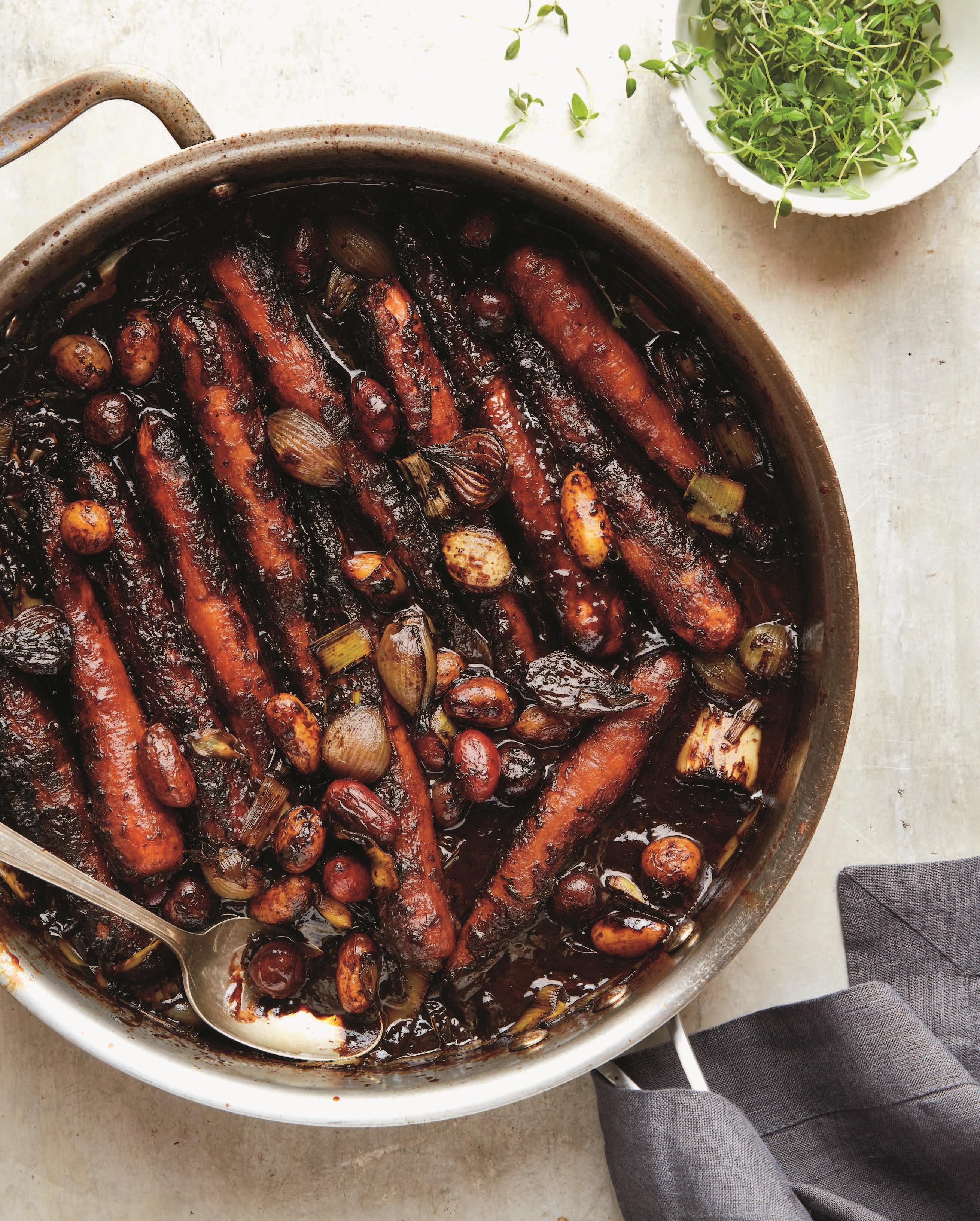 Carrot Pot Roast