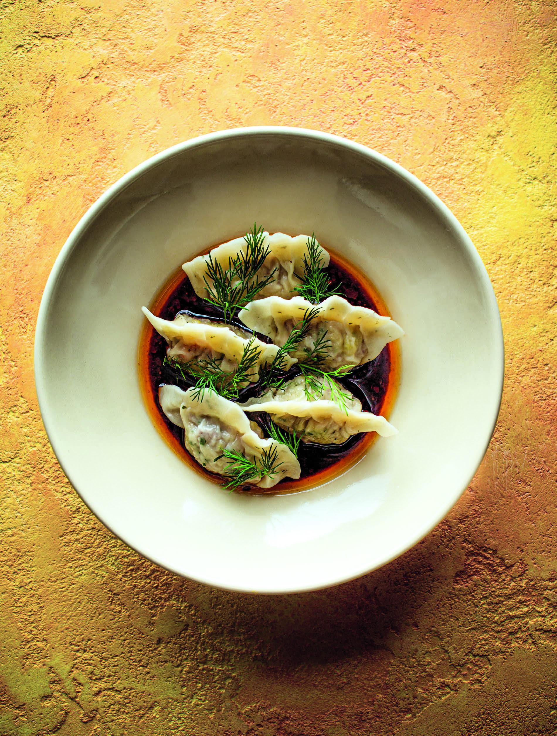 Seafood Shui Jiao