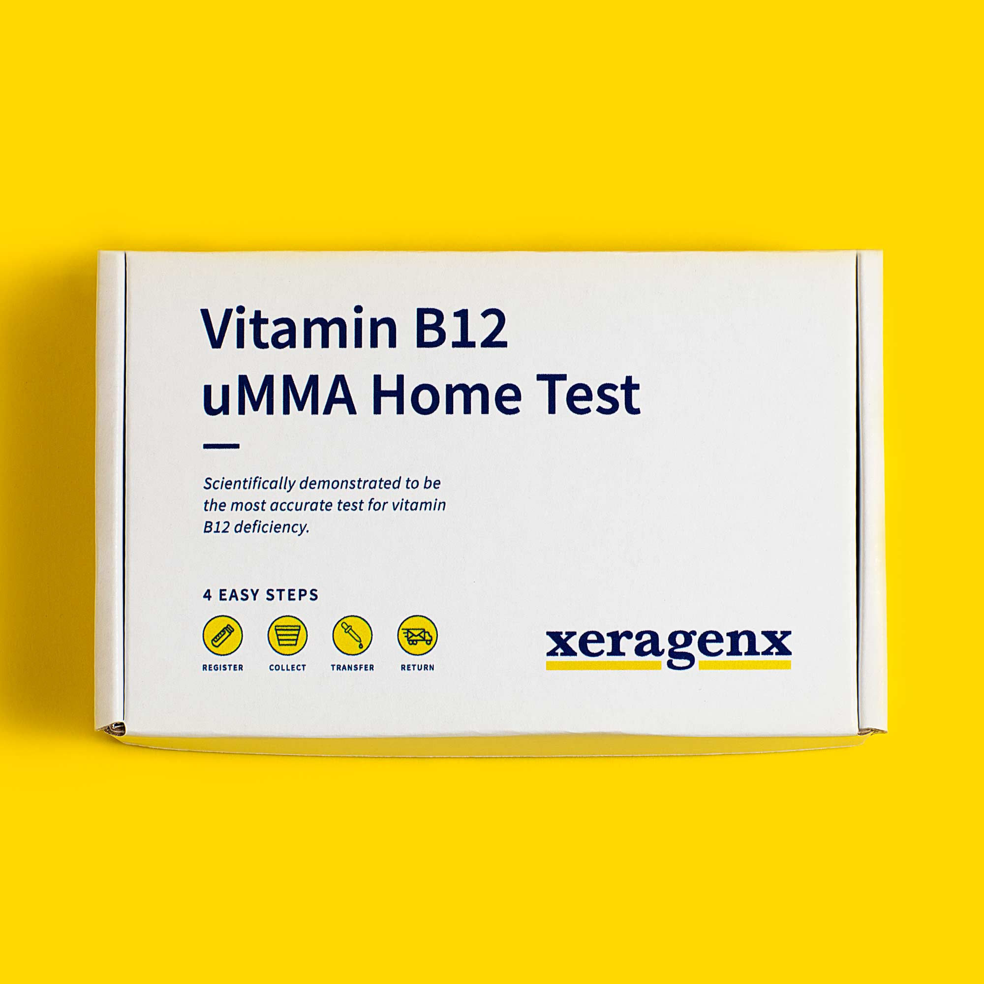 Vitamin B12 uMMA Home Test