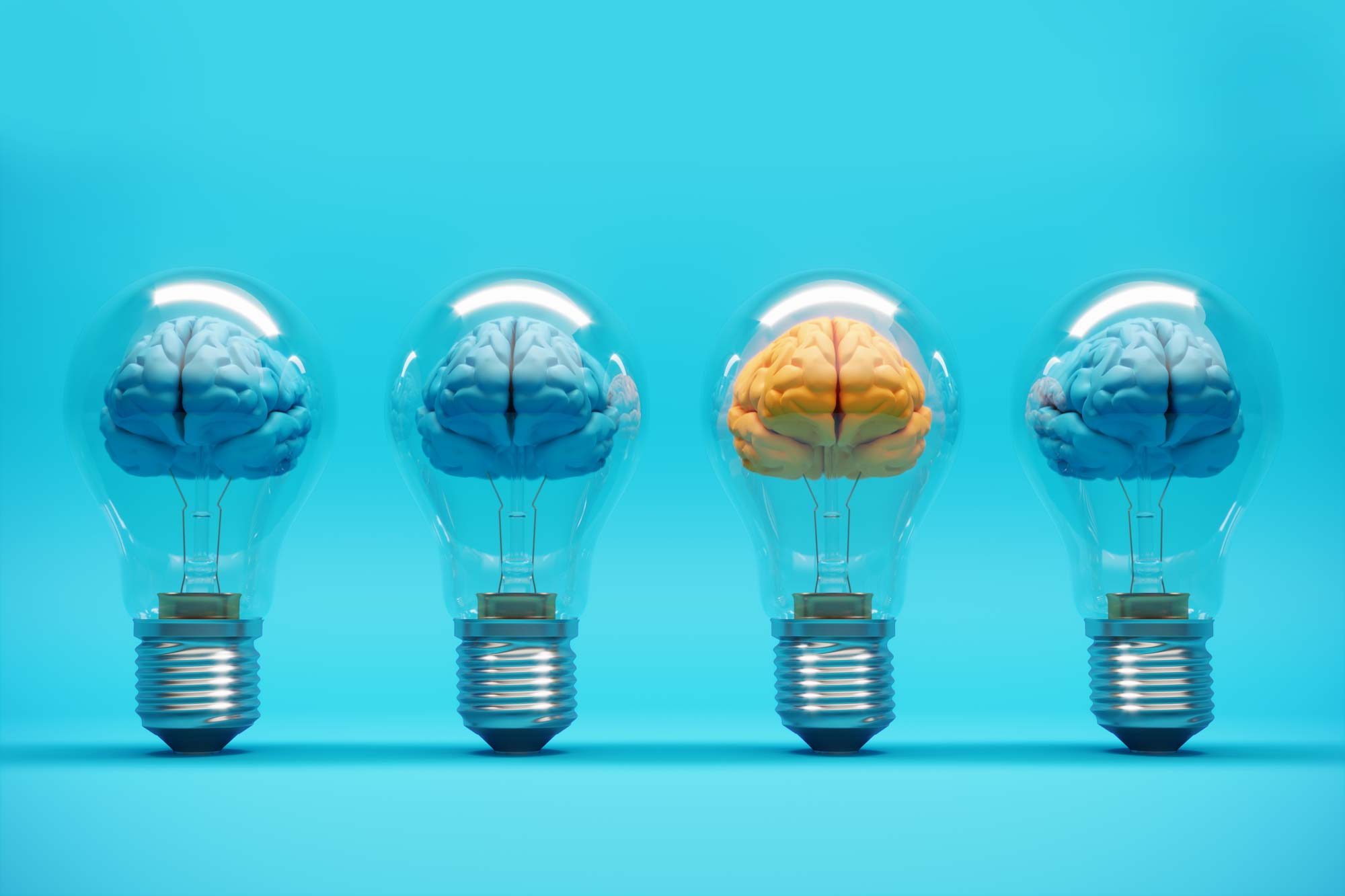 Team Brain Power: B12, Folate, Omega-3s and B6