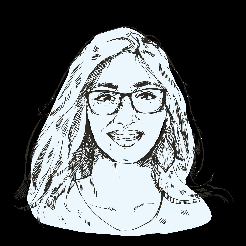 Asha Sreekumar Sketch