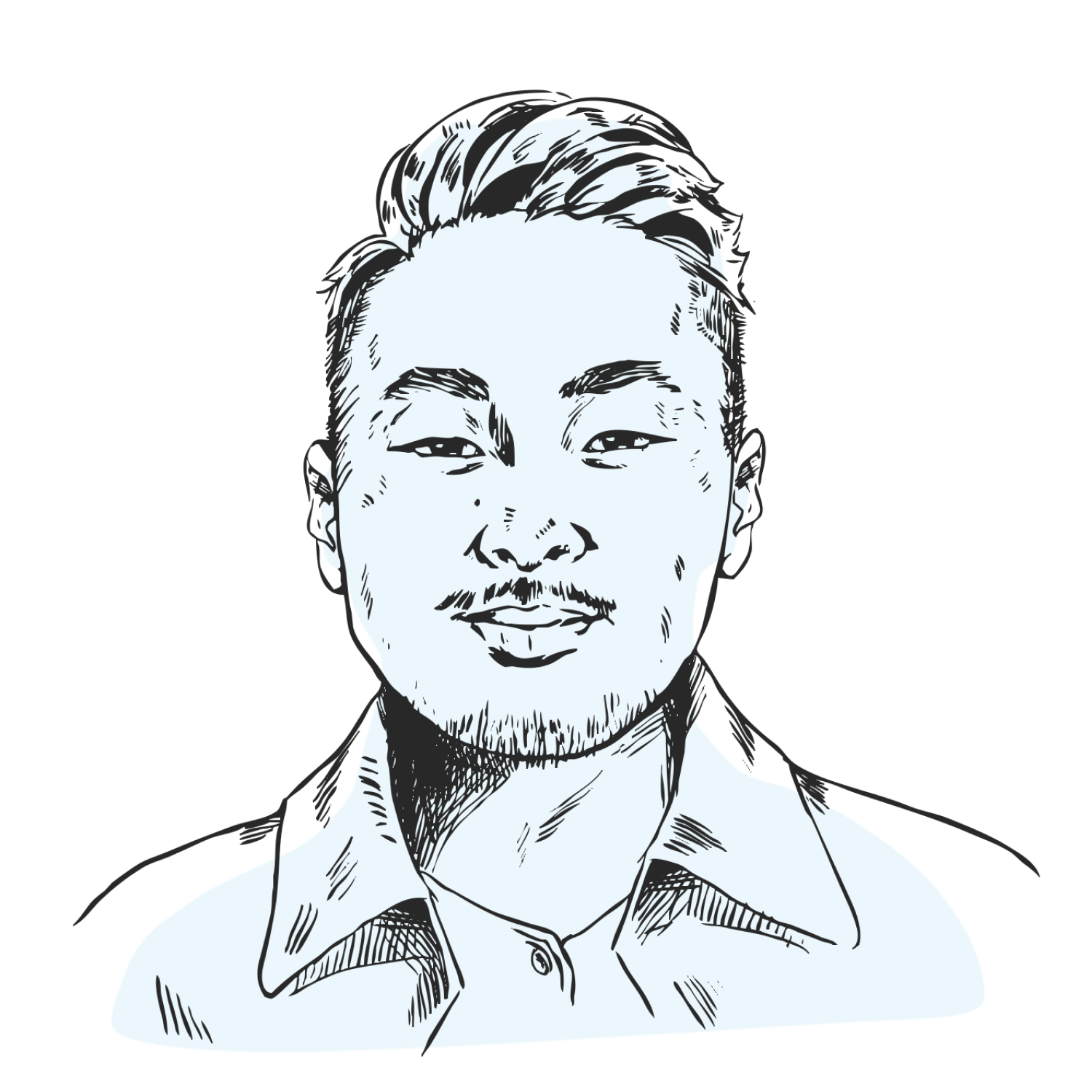 Sam Hsieh Sketch