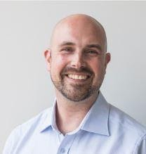 Profile photograph of Rob Sharp, the Digivizer CTO
