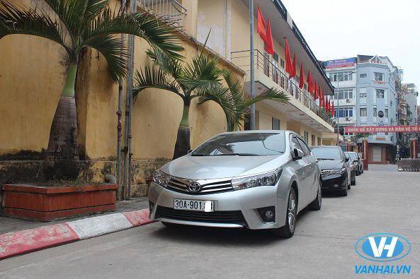 Dịch vụ cho thuê xe 4 chỗ theo tháng giá rẻ hà nội giá rẻ tại Vân Hải