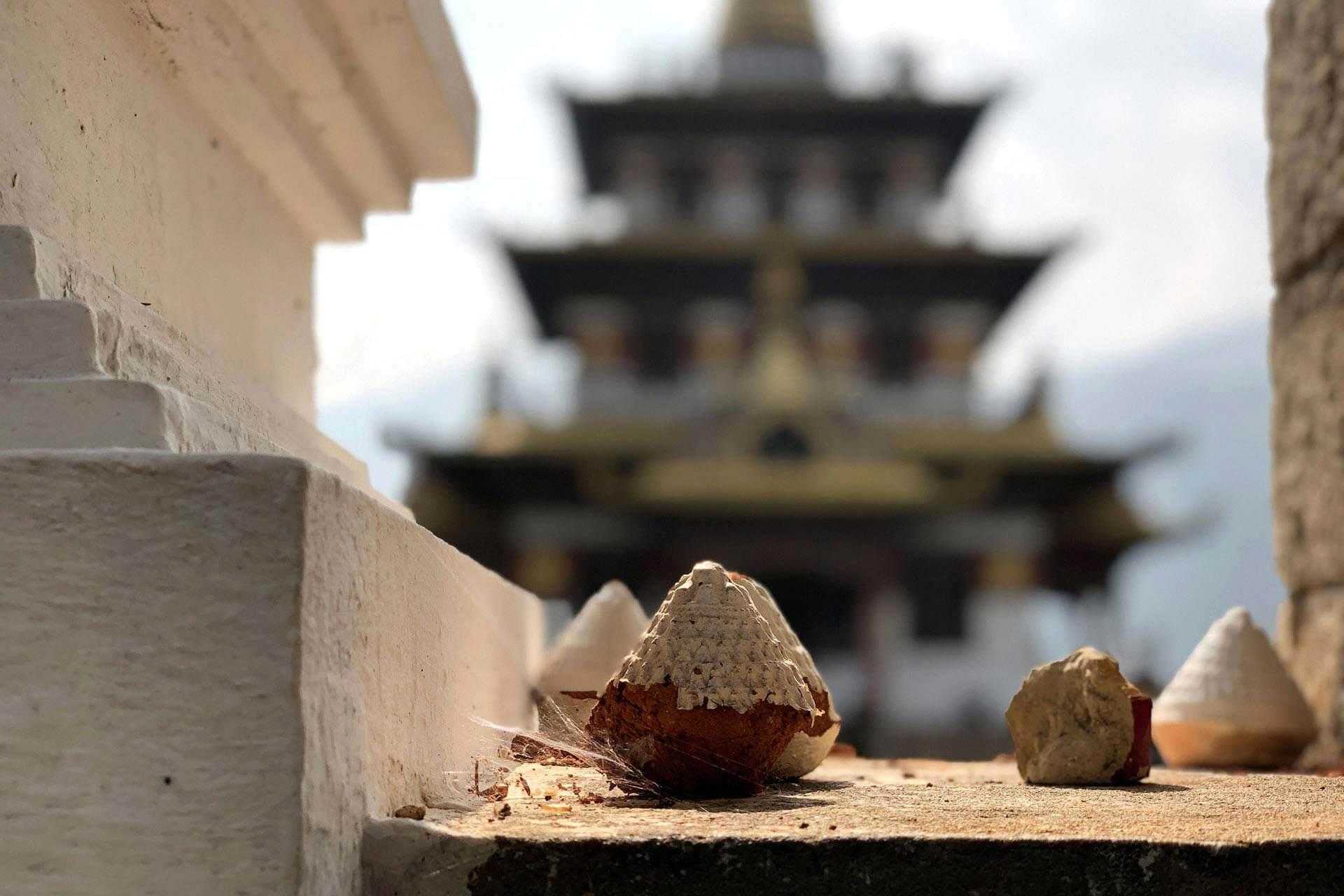 Tsa tsas in Bhutan