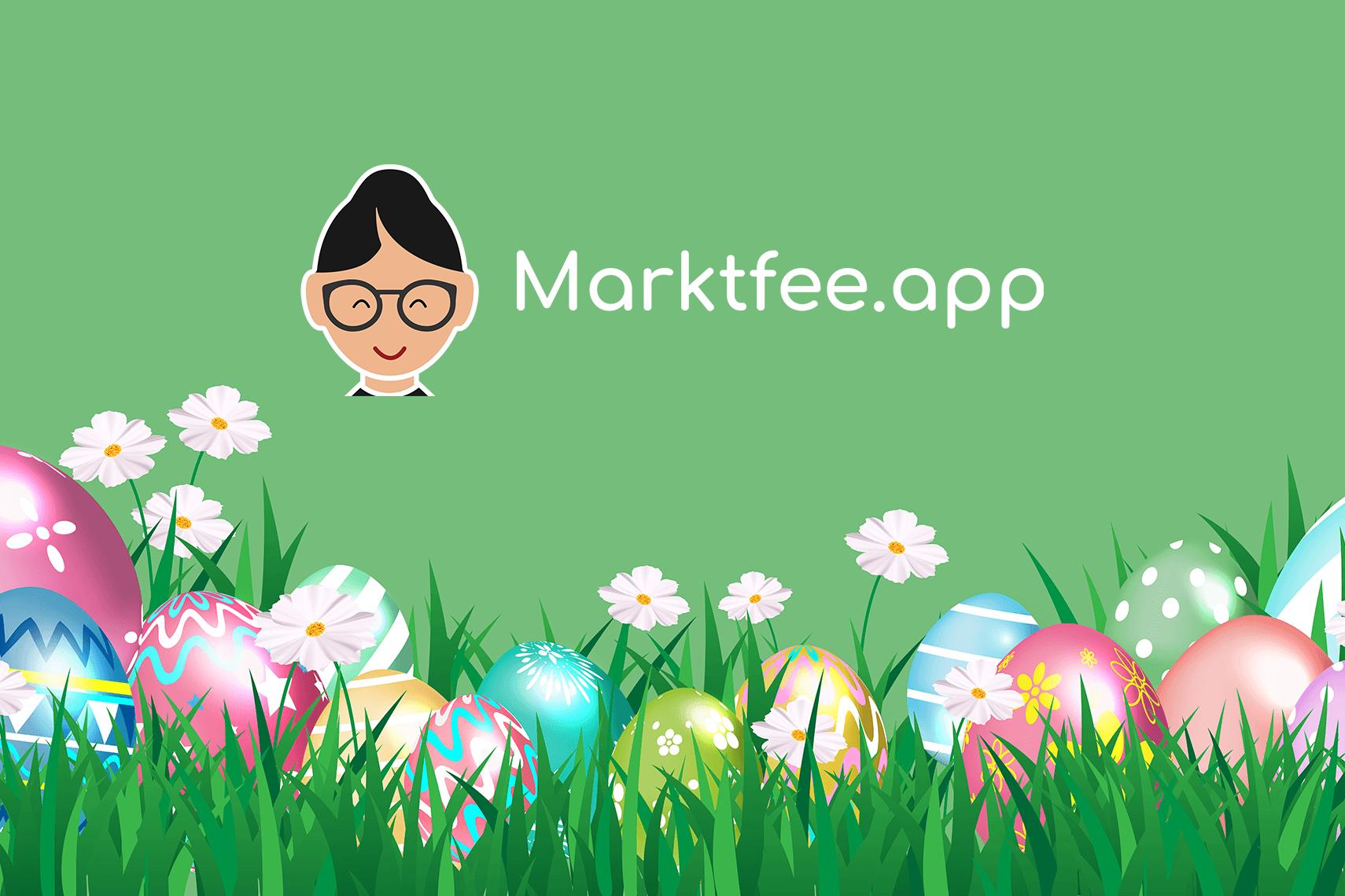 Ostern bei Marktfee.app: sicher und bequem Lebensmittel aus der Region online bestellen