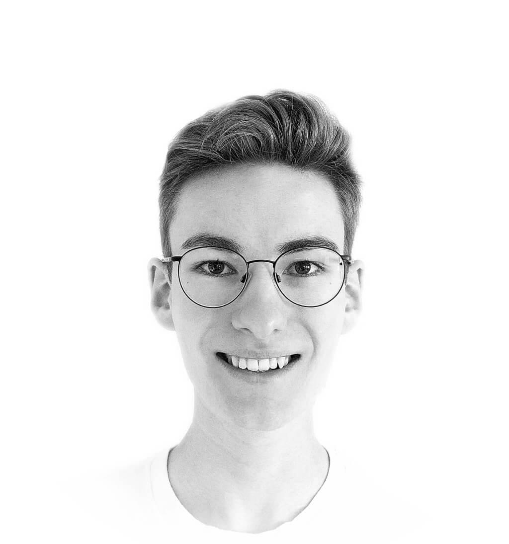 Webflow Web Designer Moritz Petersen