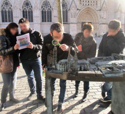 Team building Bordeaux Jeu de piste
