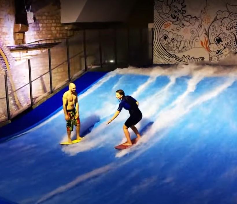 Team building Bordeaux Wave Surf Café