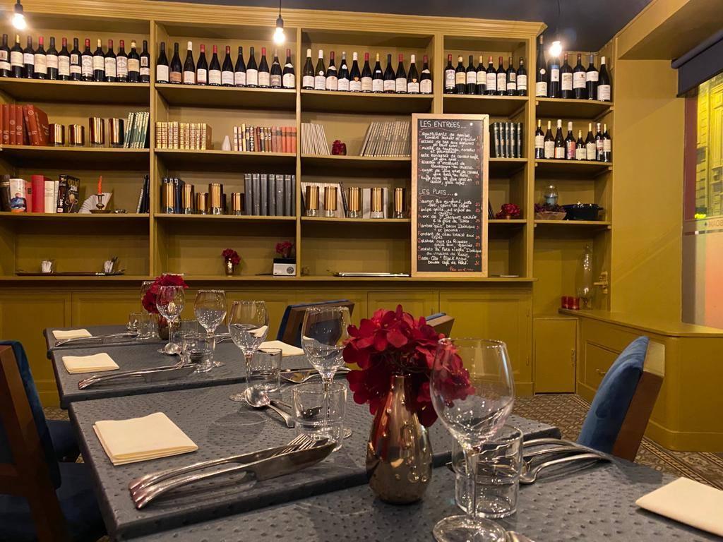 EVJF Paris dégustation vin Jeroboam