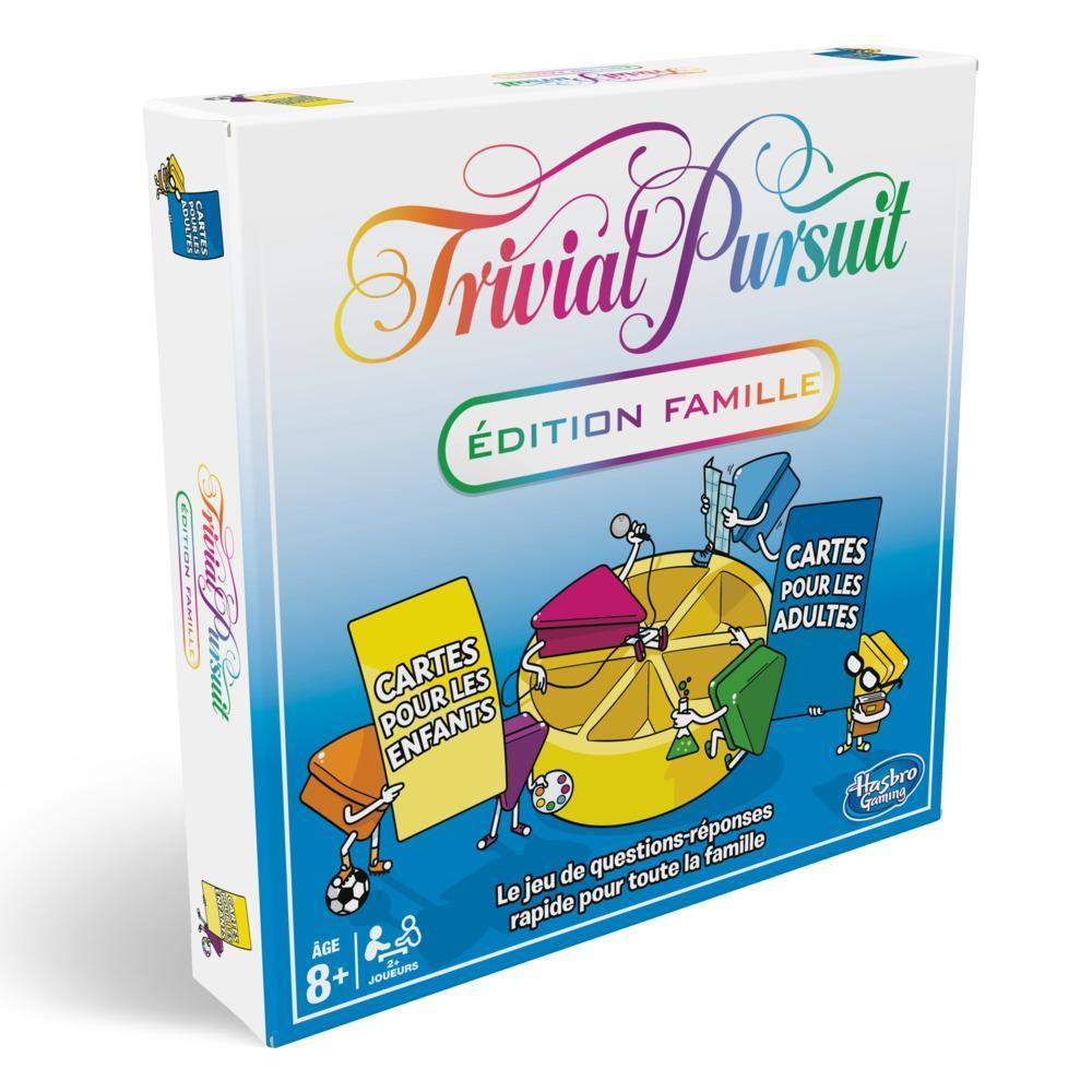 Jeux de société Trivial Pursuit famille