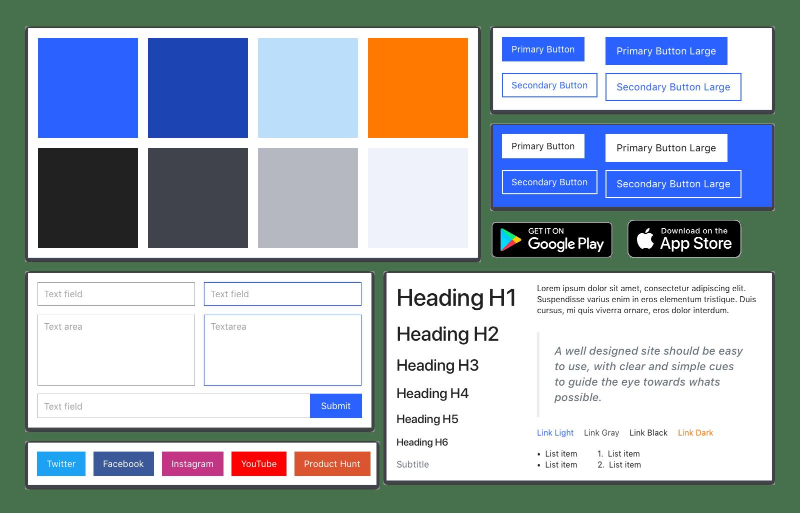 Sprint Pro simple & minimal styles