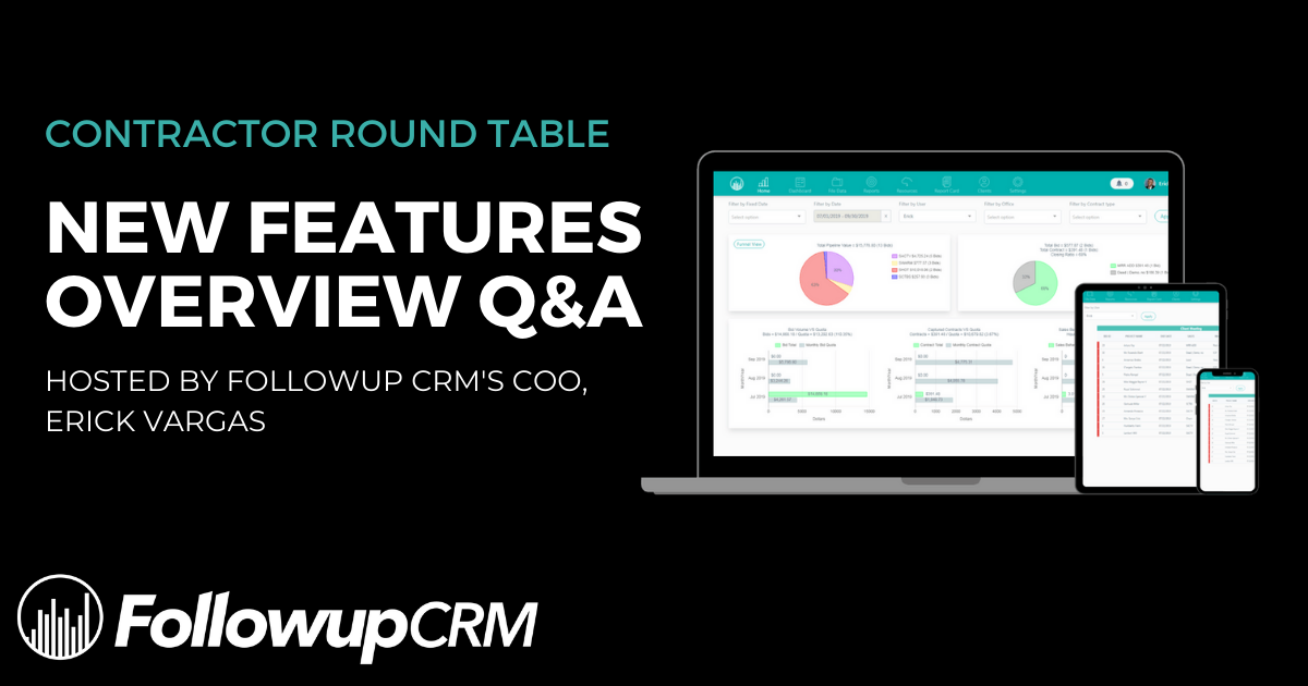 Followup-CRM-New-Features-Webinar