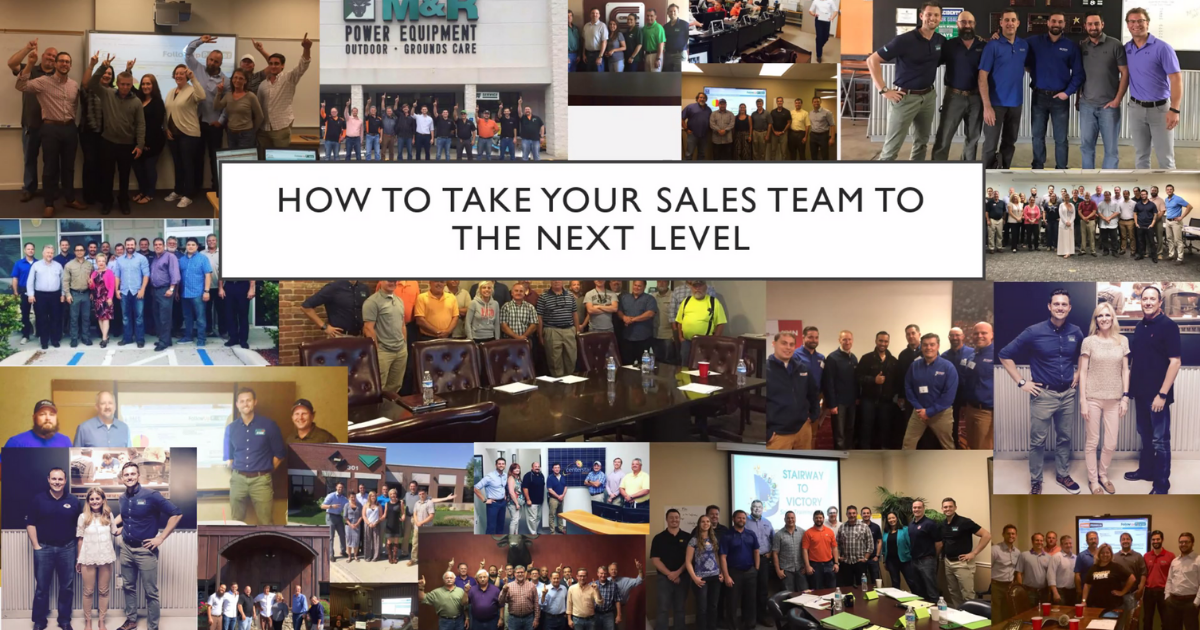 how-to-take-sales-team-to-next-level