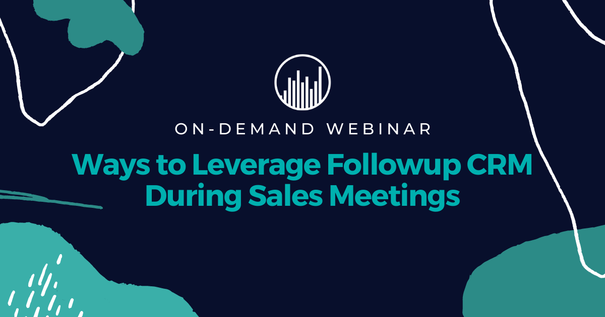ways-to-leverage-followup-crm-during-sales-meetings