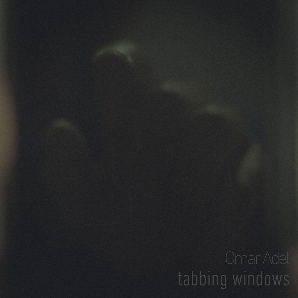 Artist Omar Adel, tabbing windows, sound EP, 2021.
